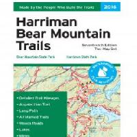 Harriman-Bear Mountain Trails Map
