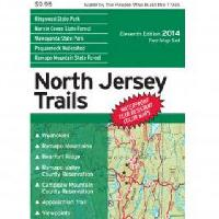 North Jersey Trails Map