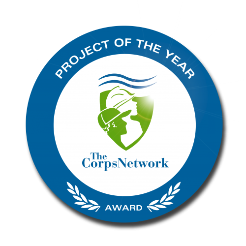The Corps Network Project of the Year