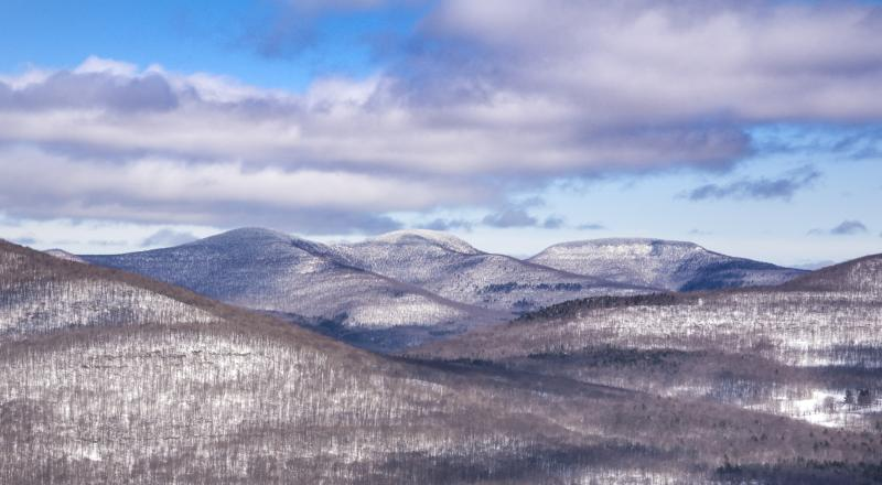 Catskill Blackhead Range. Photo by Steve Aaron.