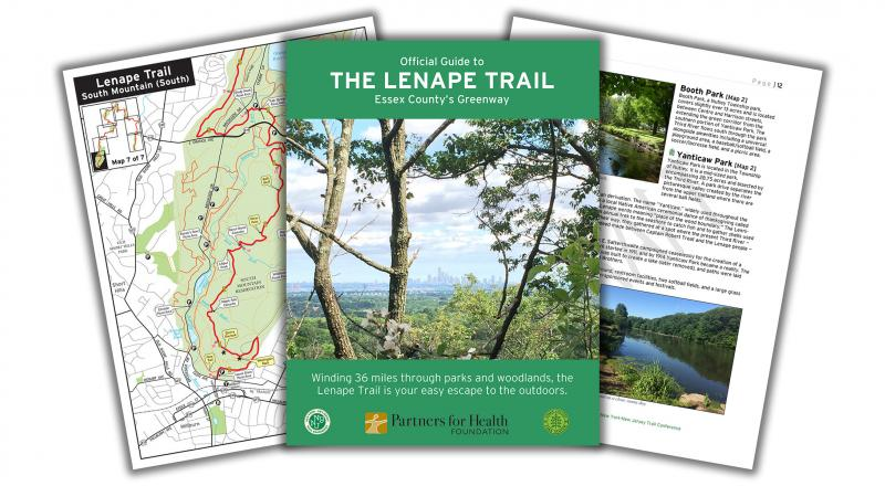 Lenape Trail Guide Graphic