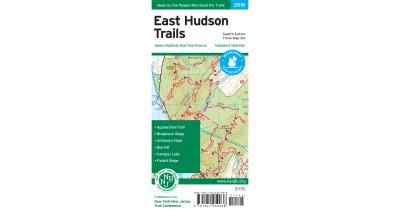 East Hudson Trails Map 2018