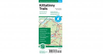 Kittatinny Trails Map Cover