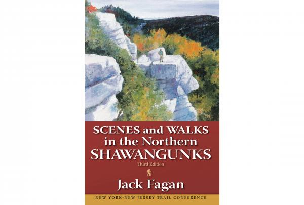 Scenes and Walks in the Northern Shawangunks Book Cover