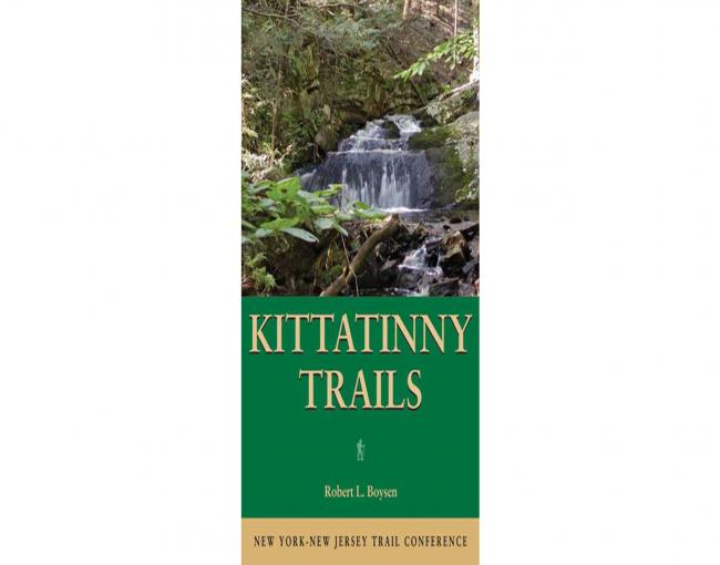 Kittatinny Trails Book Cover